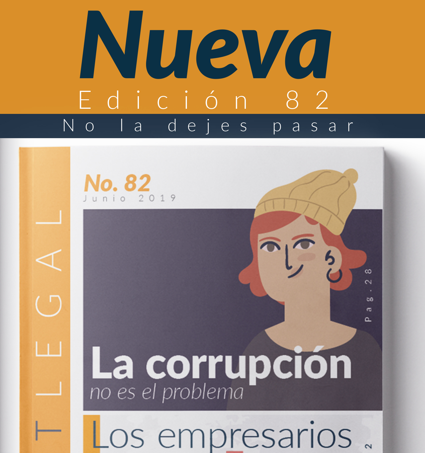 Edición Notinet legal No. 82 -Junio -2019