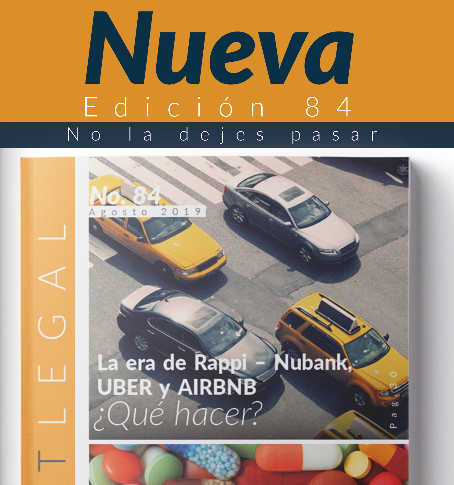 Edición Notinet Legal No. 84 -Agosto -2019