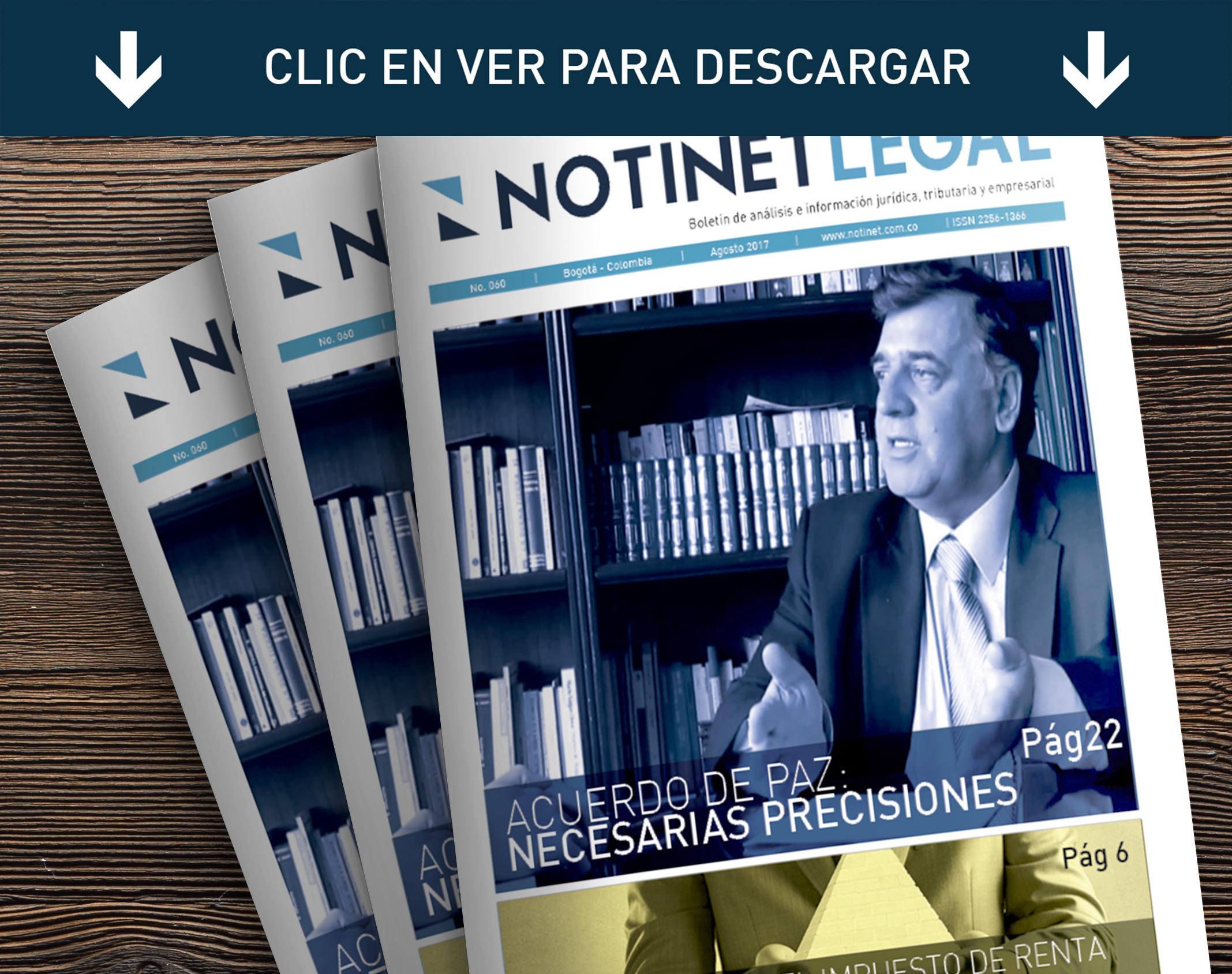 Notinet Legal - Aquel que no conoce su historia está