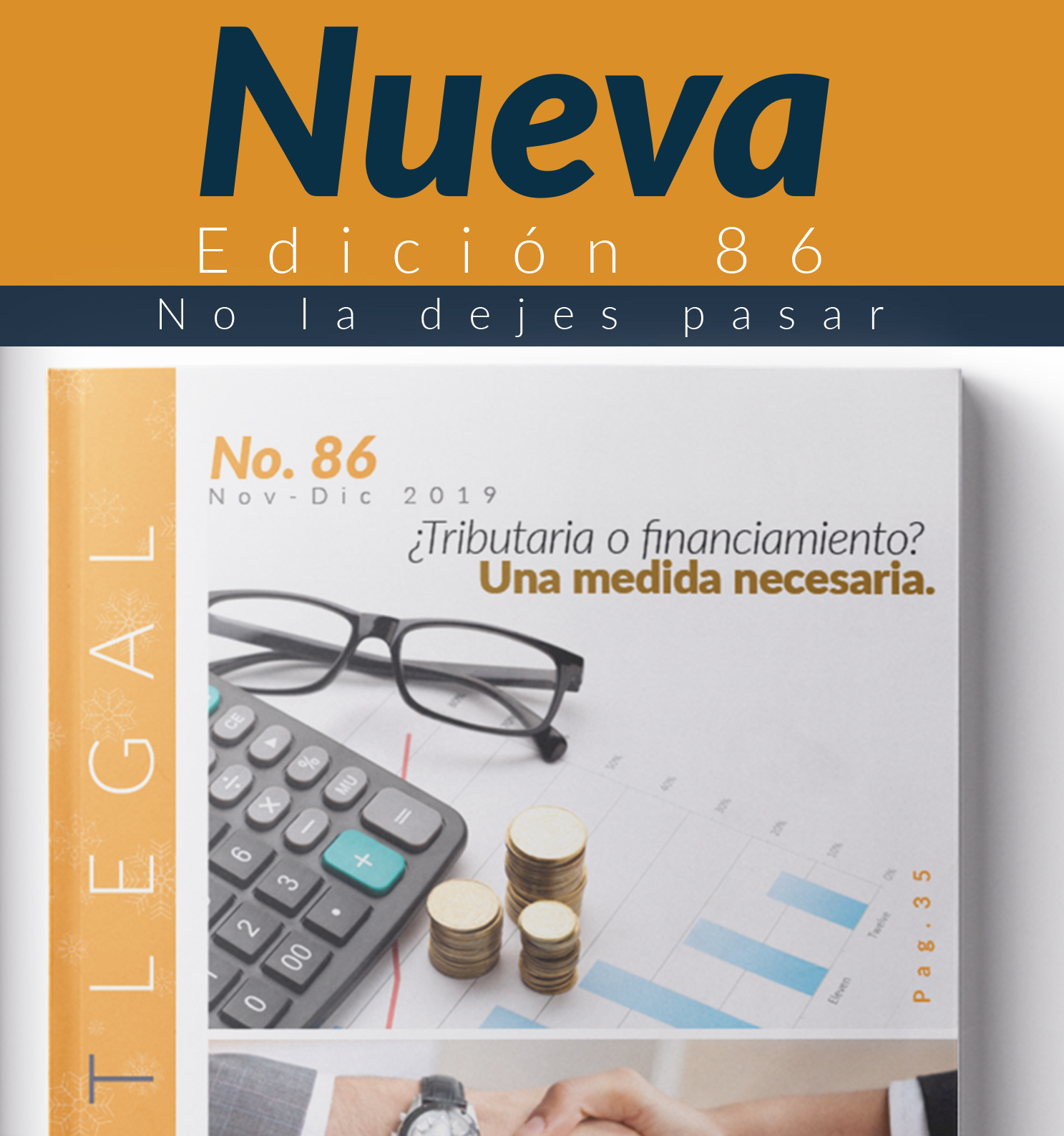Edición Notinet legal No. 86 Nov-Dic 2019