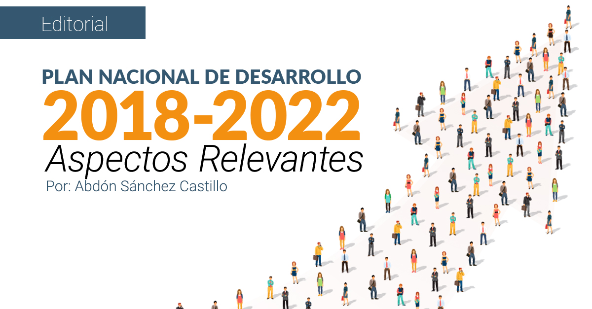 Plan Nacional de Desarrollo 2018-2022