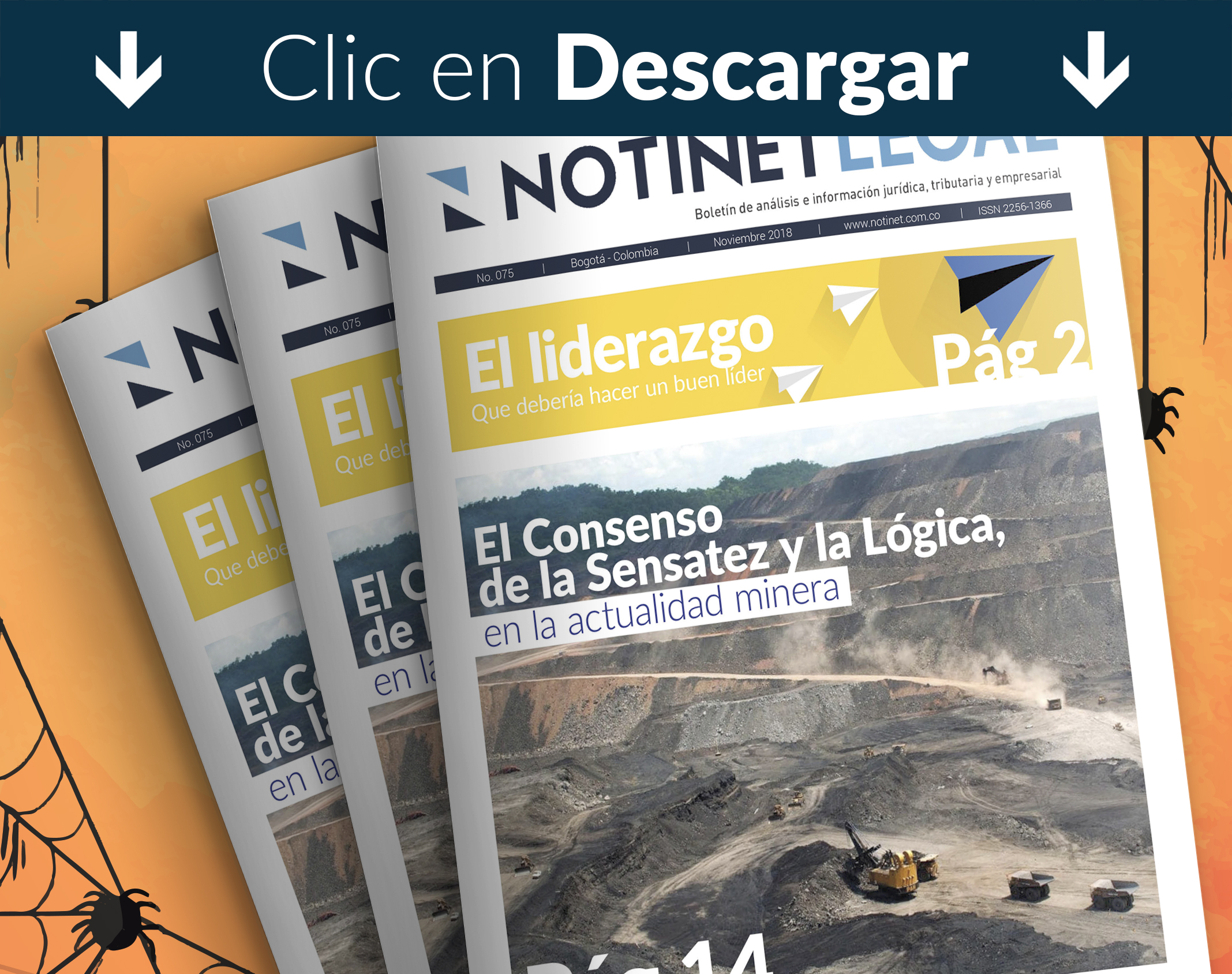 Notinet Legal - Abril by Notinet S.A.S. - Issuu
