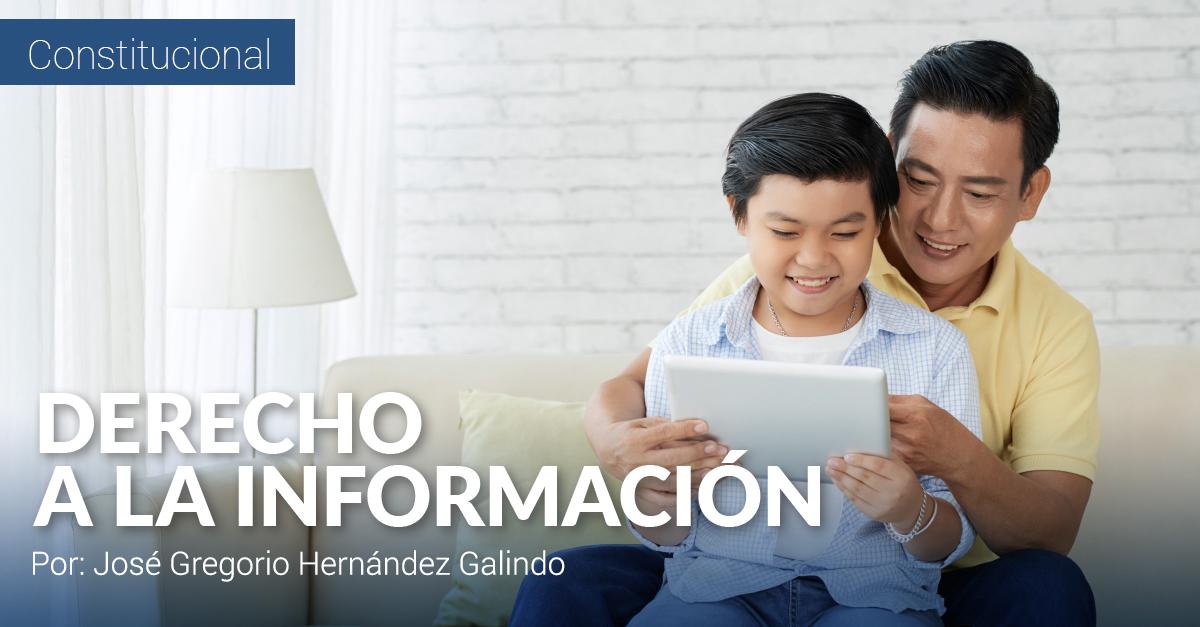 Derecho a la información. - Noticias UNO.