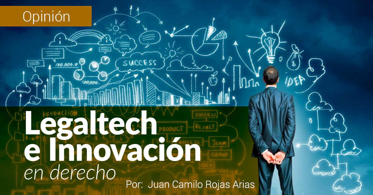 Legaltech e innovación en derecho