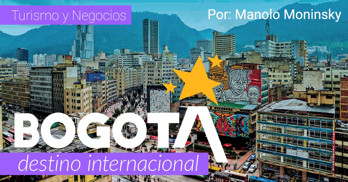 Bogotá: destino internacional